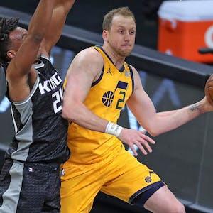 Joe Ingles Utah Jazz NBA props