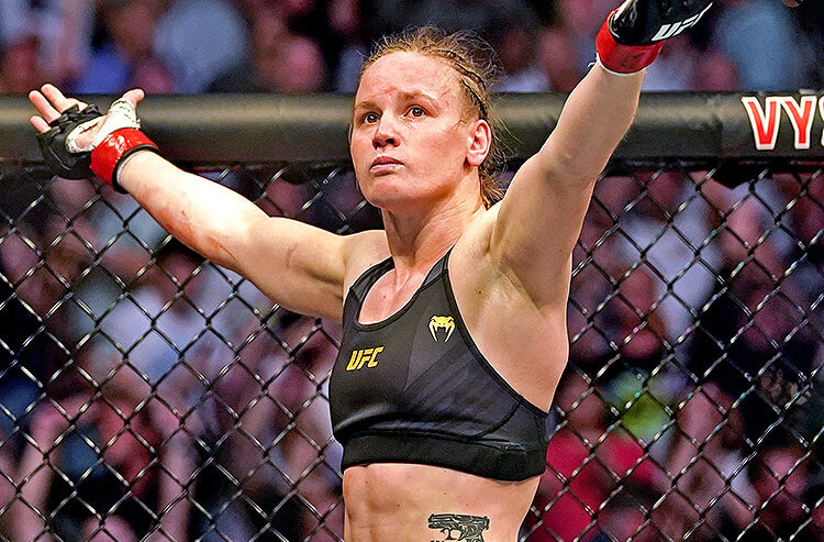 How To Bet - UFC 266 Shevchenko vs Murphy Picks: This Bullet Can't Be Stopped