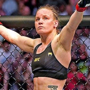 UFC fighter Valentina Shevchenko