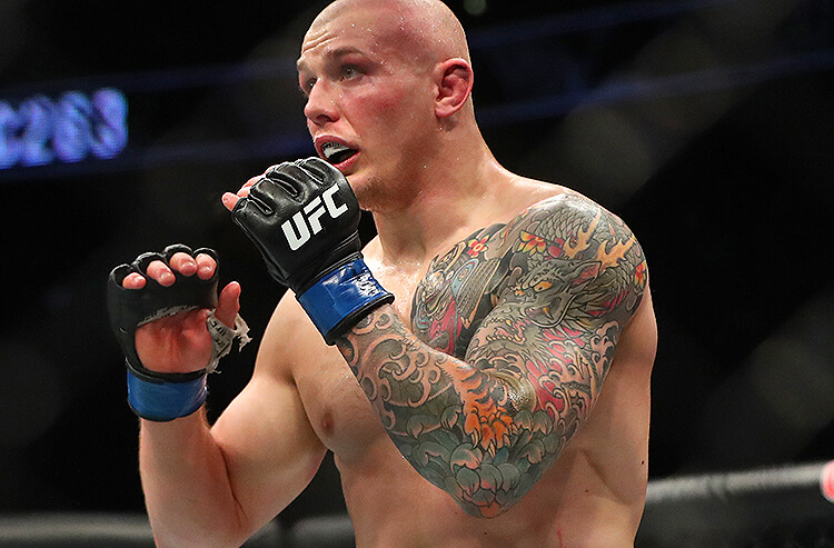 How To Bet - UFC Fight Night Costa vs Vettori Picks and Predictions: Vettori By Points The Best Value