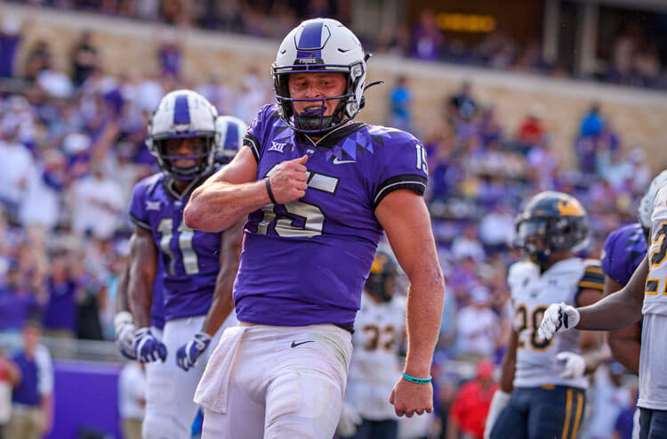 SMU vs TCU Picks and Predictions: The Iron Skillet Back on the Line in Texas