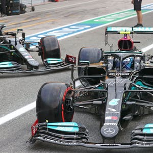 Valtteri Bottas Lewis Hamilton Formula 1