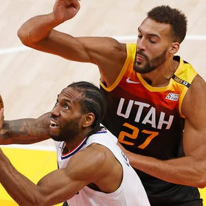 Rudy Gobert Utah Jazz NBA