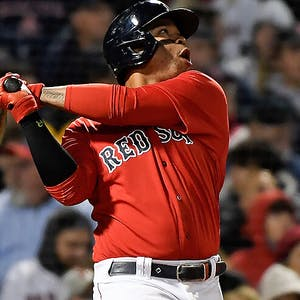 Rafael Devers Boston Red Sox NBA