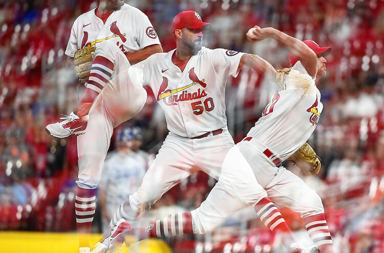 Today's MLB Prop Bets, Picks and Predictions: Cards Starter on a Tear