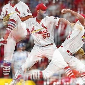Adam Wainwright MLB St Louis Cardinals