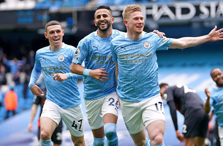 2021-22 EPL Title Odds: City to Repeat?