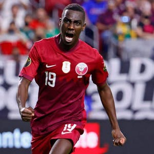 Ali Al Moez Qatar national soccer team CONCACAF Gold Cup