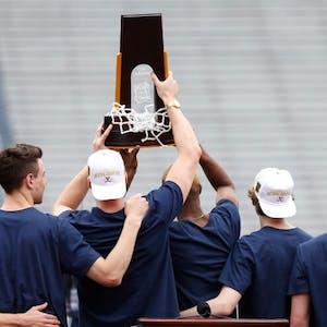NCAA Basketball: Final Four Virginia National Championship Celebration 2019
