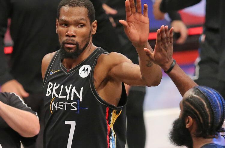 NBA Finals Odds: Lakers Close Gap, Nets Lead Way