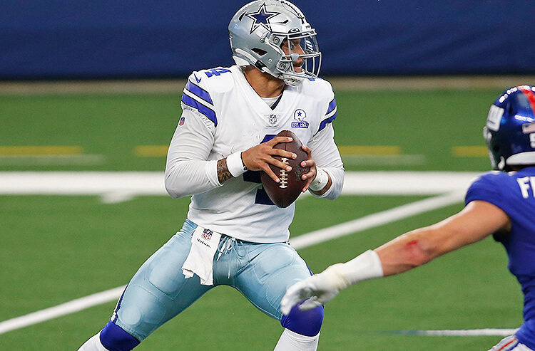 How To Bet - NFL Comeback Player of the Year Odds: Dak the Clear No. 1 on the Board