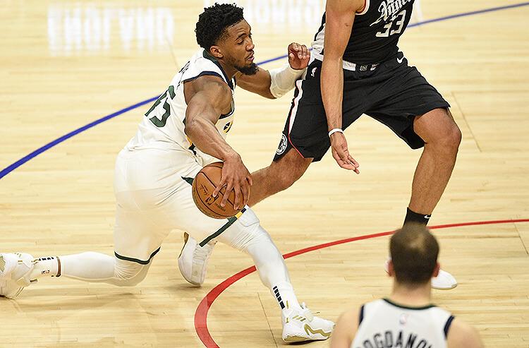 Donovan Mitchell Utah Jazz NBA