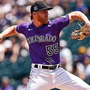 Jon Gray Colorado Rockies MLB