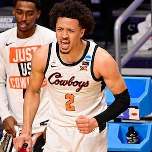 Cade Cunnigham Oklahoma State Cowboys NCAAB NBA draft