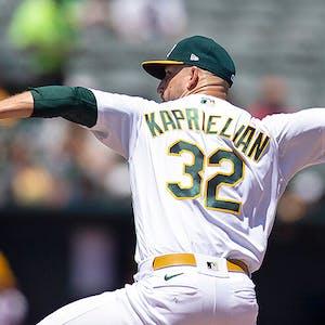James Kaprielian Oakland A's MLB
