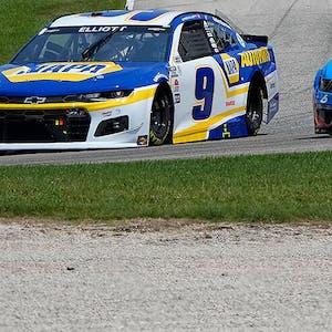 NASCAR driver Chase Elliott