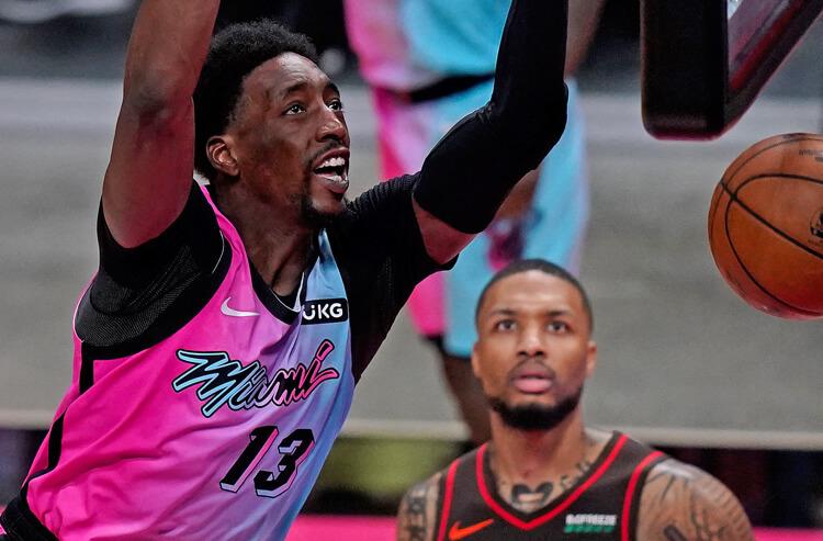 Bam Adebayo NBA Miami Heat
