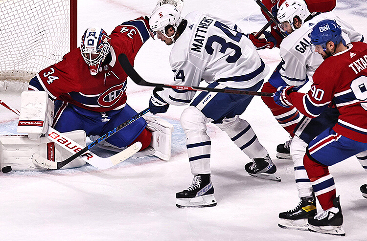 Maple Leafs vs Canadiens Picks: Potential Playoff Preview?
