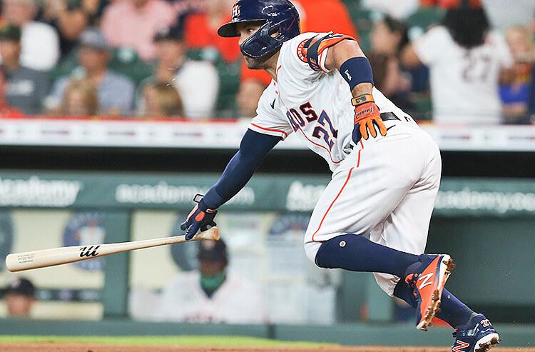 Jose Altuve Houston Astros MLB