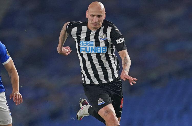 Jonjo Shelvey Newcastle United Premier League