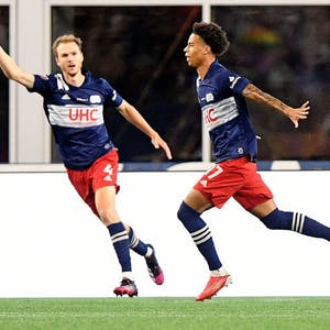 Tajon Buchanan New England Revolution MLS