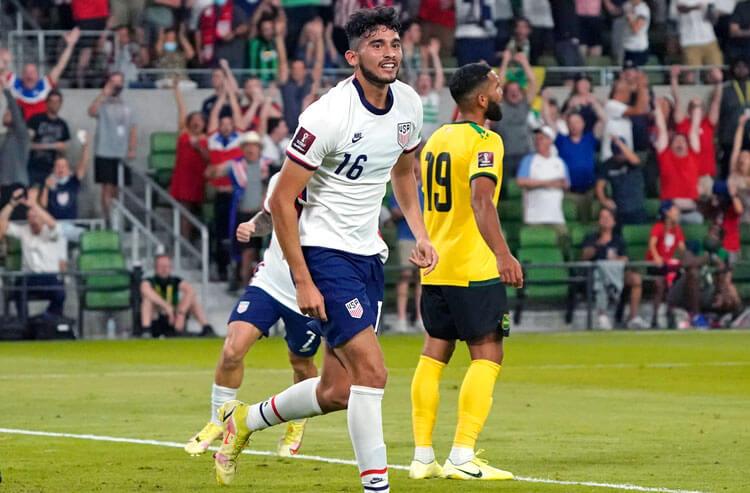 Ricardo Pepi USMNT soccer