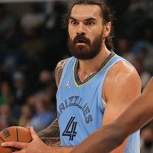 Steven Adams Memphis Grizzlies NBA
