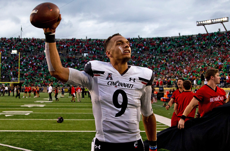 2022 College Football National Championship Odds: How Far Can The Bearcats Go?
