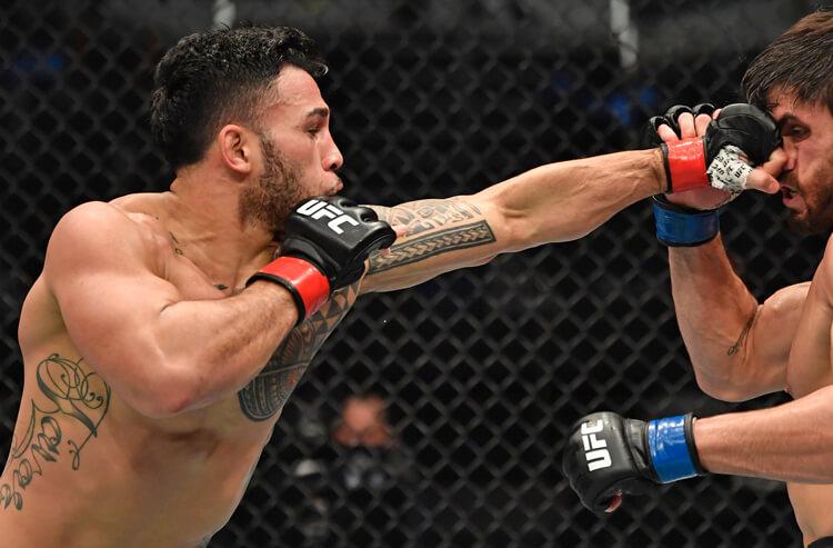 How To Bet - UFC 264 Akhmedov vs Tavares Picks: Tavares is Battle-Tested