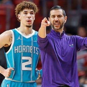 LaMelo Ball Charlotte Hornets NBA