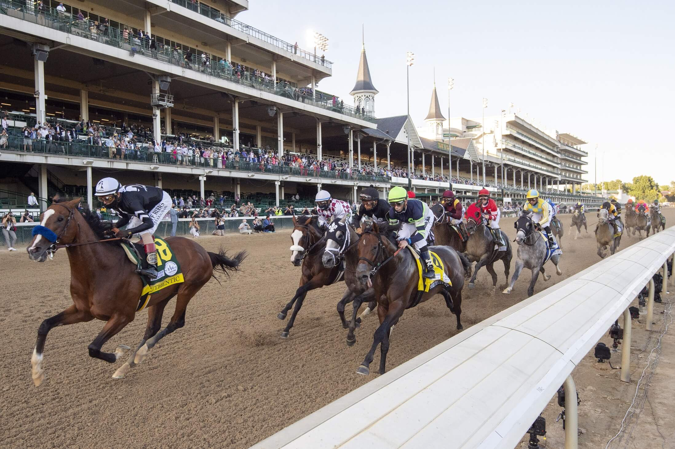 How To Bet - Kentucky Derby Horses: Favorites, Contenders, & Long Shots