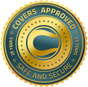 Covers Certified Logo