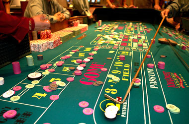 Head to downtown Las Vegas for the best craps
