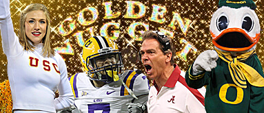 Covers exclusive: Golden Nugget's opening college football spreads