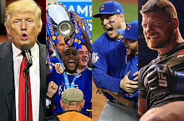 Trump, Brexit, Leicester City and the biggest betting underdogs to cash in 2016