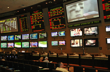 October was the second biggest month ever for Nevada sports betting