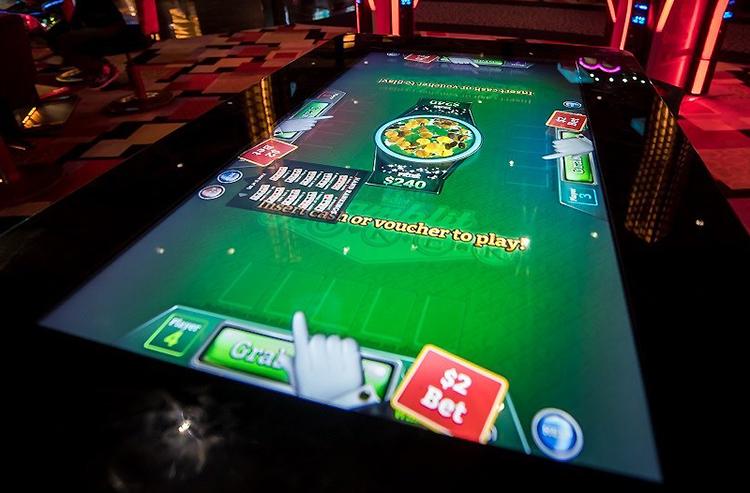 Las vegas casino gambling games