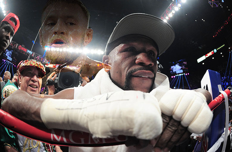 30 need-to-know notes for betting Mayweather vs. McGregor boxing odds