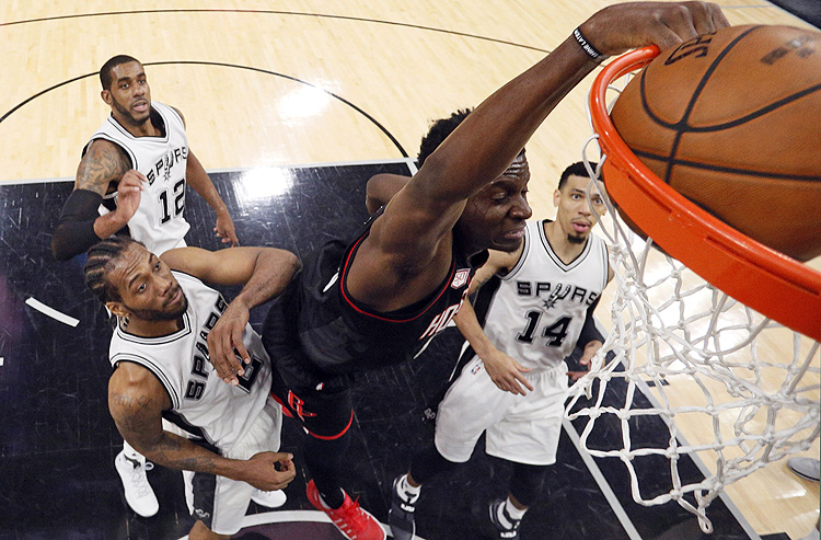 NBA bounce-back ATS betting trend points to stronger effort from the Spurs in Game 2