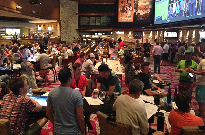 Season of the Square: Public bettors have been beating Las Vegas bookies for eight months