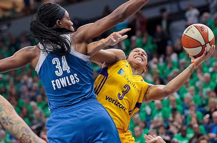 Four reasons why you should start betting on the WNBA