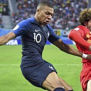 World Cup France Croatia