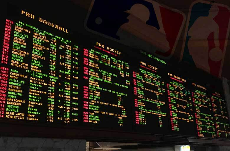 What's next for legal sports betting after Supreme Court eliminates PASPA?