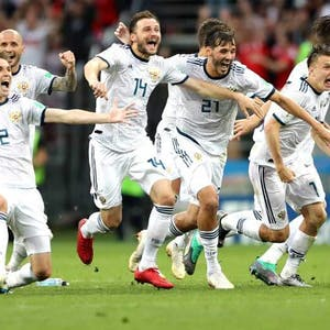 Russia World Cup Betting Odds