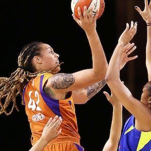 Brittney Griner Bonner Phoenix Mercury WNBA picks previews betting odds totals