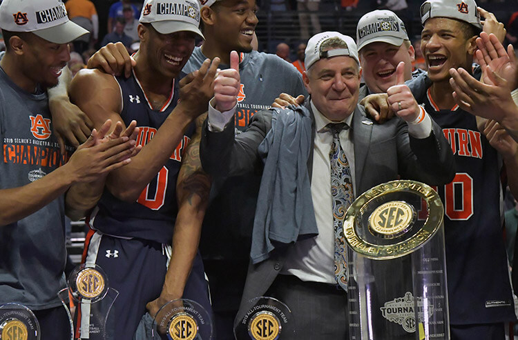 NCAA March Madness Betting Odds Pick Predictions Tournament Trends