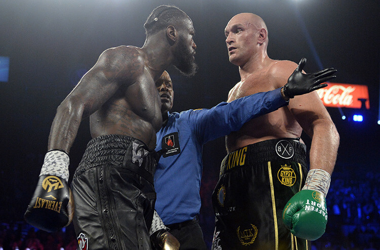 Tyson Fury vs Deontay Wilder 3 Odds: Fury Favored for Trilogy Fight
