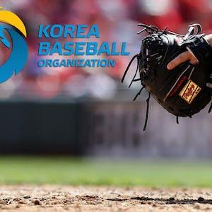 KBO baseball is in full swing.