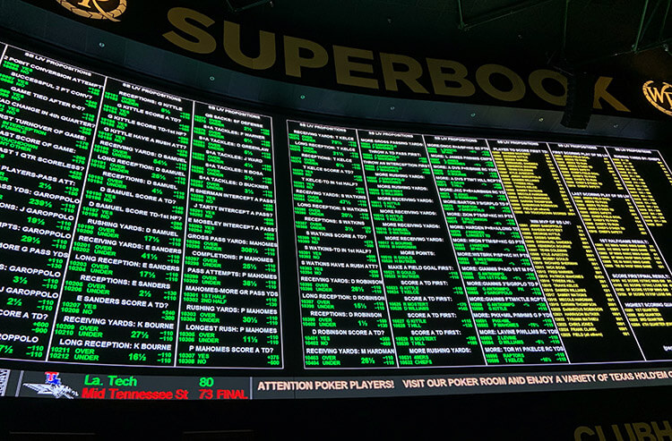 How To Bet - Sharp Bettors Fire Early, File Away For Later As Super Bowl Proposition Bets Hit Odds Board